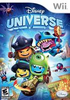 Universe [interactive multimedia (video game for Wii)].