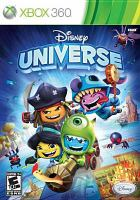 Universe [interactive multimedia (video game for Xbox 360)].
