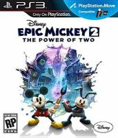 Epic Mickey. 2, The power of two [interactive multimedia (video game for PS3)].
