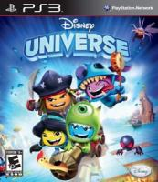 Universe [interactive multimedia (video game for PS3)].