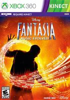 Fantasia [interactive multimedia (video game for Xbox 360)] : music evolved