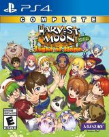 Harvest moon [electronic resource (video game for PS4)] : light of hope