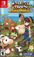 Harvest moon: light of hope [electronic resource (video game for Nintendo Switch)]