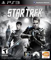 Star Trek [interactive multimedia (video game for PS3)].