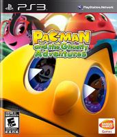 Pac-Man and the ghostly adventures [interactive multimedia (video game for PS3)].