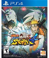 Naruto shippuden [interactive multimedia (video game for PS4)] : ultimate ninja storm 4.