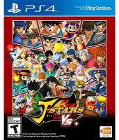 J-stars victory VS+ [interactive multimedia (video game for PS4)].