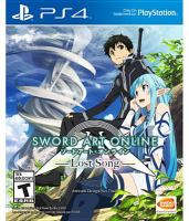 Sword art online [interactive multimedia (video game for PS4)] : lost song