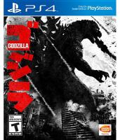 Godzilla [interactive multimedia (video game for PS4)].