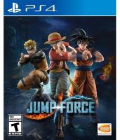 Jump Force [electronic resource (video game for PS4)]