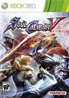 Soul calibur V [interactive multimedia (video game for Xbox 360)].