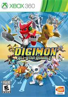 Digimon. All-star rumble [interactive multimedia (video game for Xbox 360)]