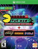 Pac-Man championship edition 2 [interactive multimedia (video game for Xbox One)].