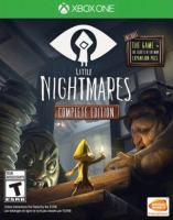 Little nightmares [electronic resource (video game for Xbox One)]