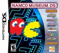 Namco museum DS [interactive multimedia (video game for Nintendo DS)].