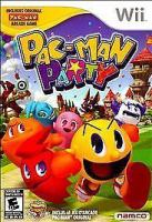 Pac-Man party [interactive multimedia (video game for Wii)].