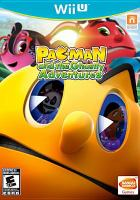 Pac-Man and the ghostly adventures [interactive multimedia (video game for Wii U)].