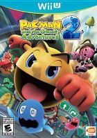 Pac-Man and the ghostly adventures 2 [interactive multimedia (video game for Wii U)].