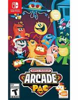 Namco Museum arcade pac [electronic resource (video game for Nintendo Switch)].