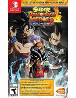 Super Dragon Ball heroes world mission [electronic resource (video game for Nintendo Switch)] .
