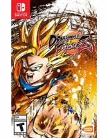 Dragon Ball FighterZ [electronic resource (video game for Nintendo Switch)].