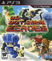 3D dot game heroes [interactive multimedia (video game for PS3)].