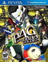 Persona 4. Golden [interactive multimedia (video game for PS Vita)].