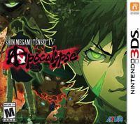 Shin megami tensei. IV, Apocalypse [electronic resource (video game for Nintendo 3DS)]