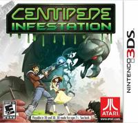 Centipede infestation [interactive multimedia (video game for Nintendo 3DS)].