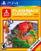 Atari flashback classics vol. 1. [electronic resource (video game for PS4)].