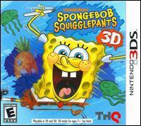 Spongebob Squigglepants [interactive multimedia (video game for Nintendo 3DS)].