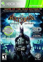 Batman. Arkham Asylum [interactive multimedia (video game for Xbox 360)].