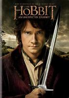 The hobbit : [videorecording (DVD)] an unexpected journey