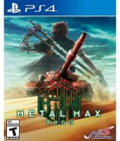 Metal Max. Xeno [electronic resource (video game for PS4)]