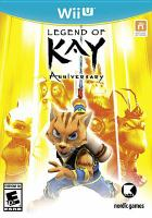 Legend of Kay [interactive multimedia (video game for Wii U)] : anniversary.