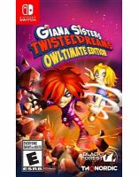 Giana sisters [electronic resource (video game for Nintendo Switch)]  : twisted dreams