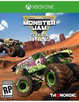 Monster jam. Steel titans [electronic resource (video game for Xbox One)]