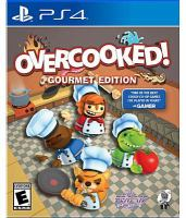 Overcooked! [electronic resource (video games for PS4].