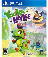 Yooka-Laylee [electronic resource (video game for PS4)]