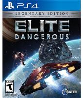 Elite dangerous [electronic resource (video game for PS4)]