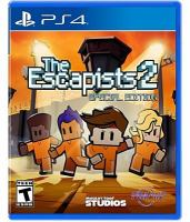 The Escapists 2 [interactive multimedia (video game for PS4)]