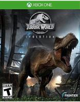 Jurassic World evolution [electronic resource (video game for Xbox One)].