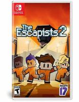 The Escapists 2 [electronic resource (video game for Nintendo Switch)].