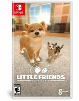 Little friends [electronic resource (video game for Nintendo Switch)] : dogs & cats.