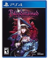 Bloodstained [electronic resource (video game for PS4)] : ritual of the night.