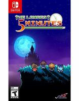 The longest 5 minutes [electronic resource (video game for Nintendo Switch)]