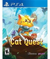 Cat quest [electronic resource (video game for PS4)]
