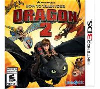 How to train your dragon 2 [interactive multimedia (video game for Nintendo 3DS)].