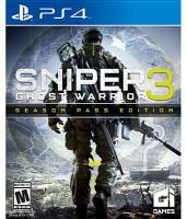 Sniper. Ghost warrior. 3 [electronic resource (video game for PS4)].