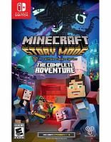Minecraft: story mode. The complete adventure [electronic resource (video game for Nintendo Swtich)].